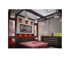 Новинка! Монтаж натяжных потолков в японском стиле