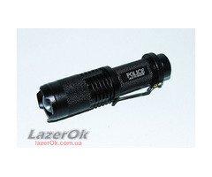 Тактические фонари и лазерные указки