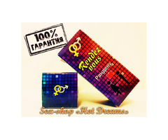 Мужской набор капли «Rendez Vous» женский возбудитель+Спрей «Доминатор»+Таблетка мужской виагры