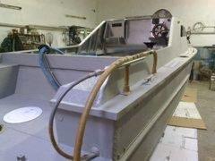 Ремонт и реконструкция лодок и катеров