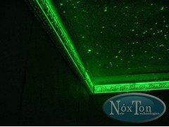 Фарба яка ярко світиться в темноті на основі люмінофора ТАТ 33