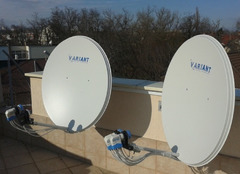 Бесплатное цифровое спутниковое телевидение ТВ в Киеве