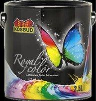 Латексная краска люкс ROYAL-COLOR
