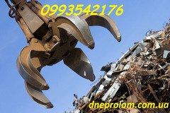 Закупка металлолома, стальной и чугунной стружки, Донецк и область