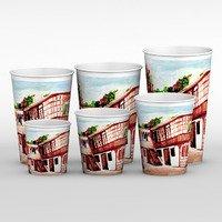 Бумажные стаканчики оптом по акционной цене