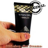 Titan Gel Gold-самый простой метод сделать член толще и длиннее