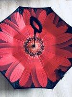 ветрозащитный зонт обратного раскрытия