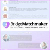 Знакомства. Сервис сватовства Bridgematchmaker.