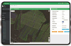Система online мониторинга сельхозпредприятия