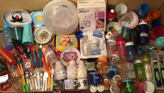 Детская посуда (бебипластик) оптом!!!