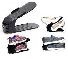 Органайзер/подставка для обуви. Пластиковый органайзер для обуви.