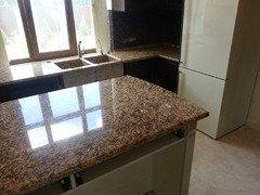 Столешницы из натурального камня на кухню,  в ванную комнату, сделать