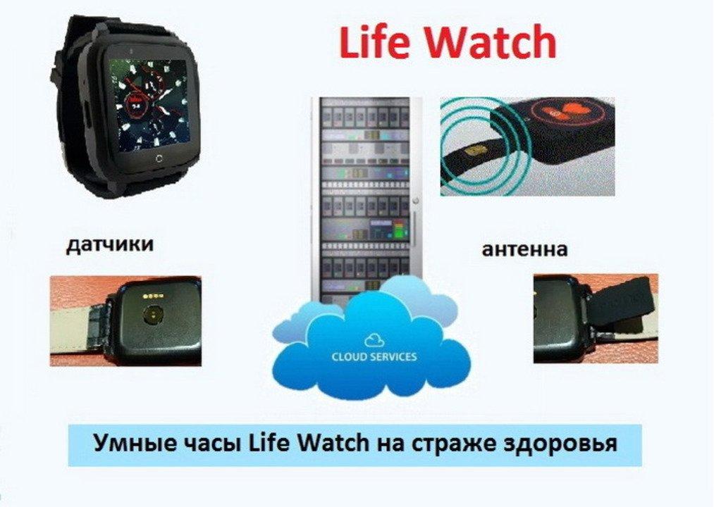 Уникальные смарт  часы Life Watch с лечебным воздействием. Закажи - 8/8