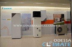 Тепловые насосы Одесса установка тепловых насосов