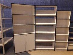 Стеллажи и сейфы для дома. офиса, склада, магазина с бесплатной доставкой