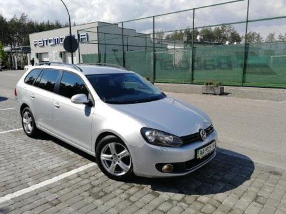 Продам Volkswagen Golf 2011 универсал в отличном состоянии - 6/8