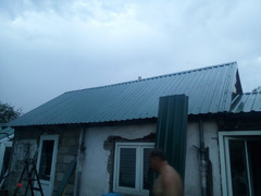 Ремонт крыш, кровельные работы, покраска фасада