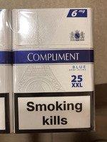 """Сигареты """"Compliment  (25)"""" Мелкий, крупный опт."""