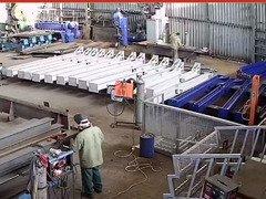 Продажа бизнеса: производство металлоконструкций