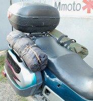 Мото багажники, дуги, рамки
