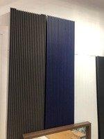 Дизайнерские вертикальные радиаторы отопления и полотенцесушители Vasco