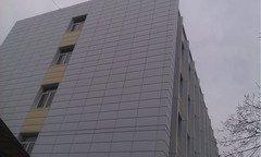 Вентилированные фасады от завода производителя
