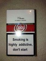 Продам оптом сигареты 2005, цена-260$