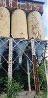 Силос емкость для сыпучих материалов 35 м.куб. 50 м.куб. 70 м.куб