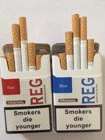 Сигареты Regina Blue и Regina Red мелким и крупным оптом (340$)