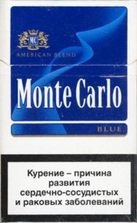 Сигареты оптом Monte Carlo red и Monte Carlo blue (340$) - 2/2