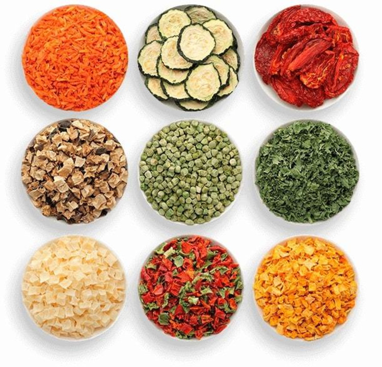Сушенные овощи и фрукты от производителя. Оптом. - 1/2