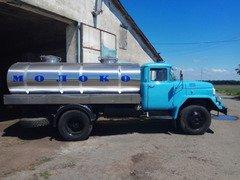 Изготовление и ремонт молоковозов, водовозов, рыбовозов, автоцистерн