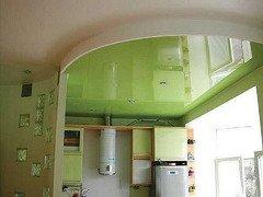 Натяжные потолки в Шахтерске