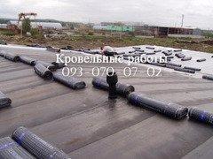 Кровельные работы, ремонт и монтаж Новомосковск