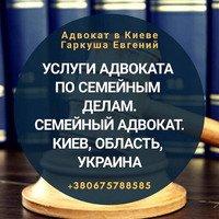 Адвокат в Киеве. Юридическая помощь в Киеве.