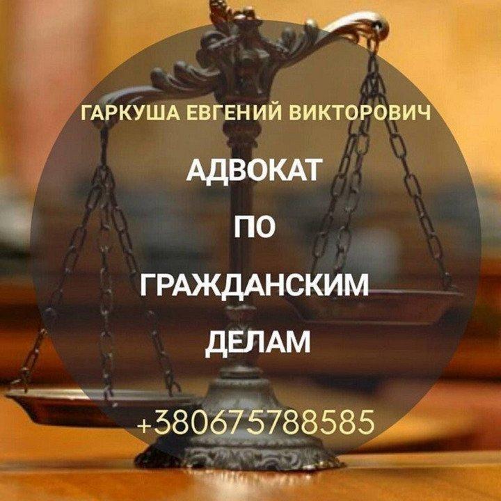Юридические услуги в Киеве. Адвокат Киев. - 1/2