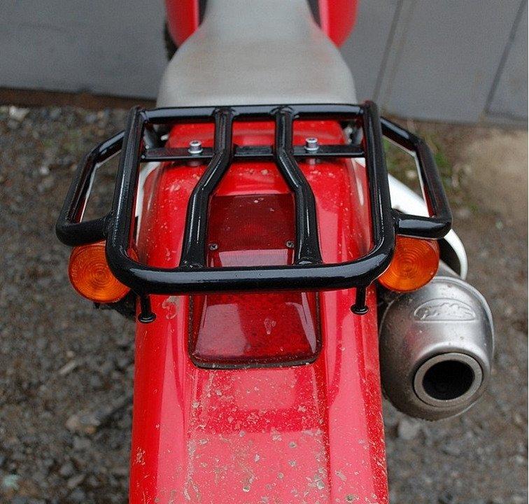 Багажники, боковые рамки, защитные дуги на мотоцикл. - 1/4
