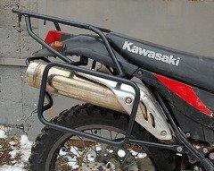 Багажники, защитные дуги, боковые рамки на мотоцикл.